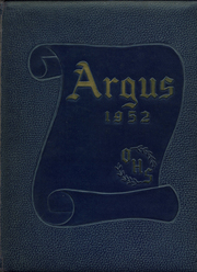 1952 Edition, Ottumwa High School - Argus Yearbook (Ottumwa, IA)
