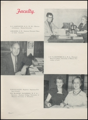 Page 11, 1953 Edition, Ottumwa High School - Argus Yearbook (Ottumwa, IA) online yearbook collection