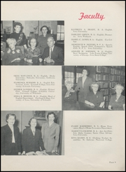 Page 12, 1953 Edition, Ottumwa High School - Argus Yearbook (Ottumwa, IA) online yearbook collection