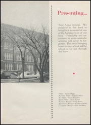Page 7, 1953 Edition, Ottumwa High School - Argus Yearbook (Ottumwa, IA) online yearbook collection