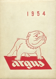 1954 Edition, Ottumwa High School - Argus Yearbook (Ottumwa, IA)