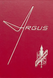 1958 Edition, Ottumwa High School - Argus Yearbook (Ottumwa, IA)