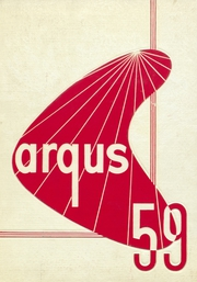 1959 Edition, Ottumwa High School - Argus Yearbook (Ottumwa, IA)