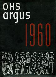 1960 Edition, Ottumwa High School - Argus Yearbook (Ottumwa, IA)