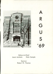 Page 5, 1969 Edition, Ottumwa High School - Argus Yearbook (Ottumwa, IA) online yearbook collection