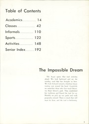 Page 7, 1969 Edition, Ottumwa High School - Argus Yearbook (Ottumwa, IA) online yearbook collection