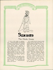 Page 15, 1924 Edition, Cranston High School - Cranstonian Yearbook (Cranston, RI) online yearbook collection