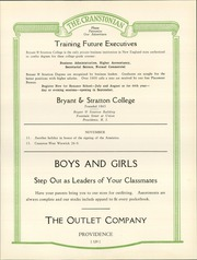 Page 133, 1926 Edition, Cranston High School - Cranstonian Yearbook (Cranston, RI) online yearbook collection