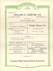 Page 140, 1926 Edition, Cranston High School - Cranstonian Yearbook (Cranston, RI) online yearbook collection