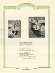 Page 17, 1926 Edition, Cranston High School - Cranstonian Yearbook (Cranston, RI) online yearbook collection