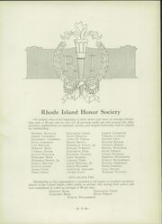 Page 14, 1933 Edition, Cranston High School - Cranstonian Yearbook (Cranston, RI) online yearbook collection