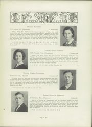 Page 17, 1933 Edition, Cranston High School - Cranstonian Yearbook (Cranston, RI) online yearbook collection
