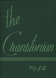 1942 Edition, Cranston High School - Cranstonian Yearbook (Cranston, RI)