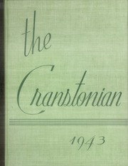1943 Edition, Cranston High School - Cranstonian Yearbook (Cranston, RI)