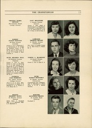 Page 15, 1944 Edition, Cranston High School - Cranstonian Yearbook (Cranston, RI) online yearbook collection