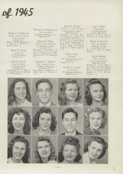 Page 17, 1945 Edition, Cranston High School - Cranstonian Yearbook (Cranston, RI) online yearbook collection