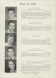 Page 13, 1947 Edition, Cranston High School - Cranstonian Yearbook (Cranston, RI) online yearbook collection