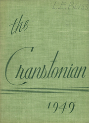 1949 Edition, Cranston High School - Cranstonian Yearbook (Cranston, RI)
