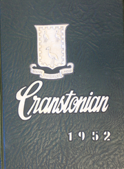 Page 1, 1952 Edition, Cranston High School - Cranstonian Yearbook (Cranston, RI) online yearbook collection