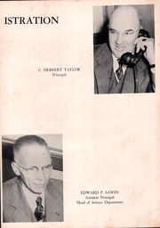 Page 11, 1952 Edition, Cranston High School - Cranstonian Yearbook (Cranston, RI) online yearbook collection