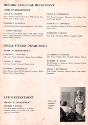 Page 14, 1952 Edition, Cranston High School - Cranstonian Yearbook (Cranston, RI) online yearbook collection