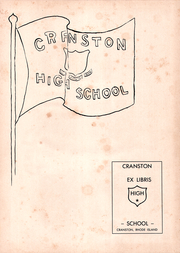Page 5, 1952 Edition, Cranston High School - Cranstonian Yearbook (Cranston, RI) online yearbook collection