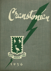 1956 Edition, Cranston High School - Cranstonian Yearbook (Cranston, RI)