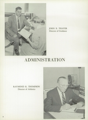 Page 10, 1957 Edition, Cranston High School - Cranstonian Yearbook (Cranston, RI) online yearbook collection