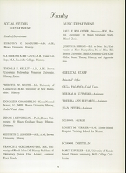 Page 17, 1957 Edition, Cranston High School - Cranstonian Yearbook (Cranston, RI) online yearbook collection
