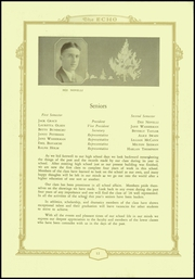 Page 16, 1928 Edition, Santa Rosa High School - Echo Yearbook (Santa Rosa, CA) online yearbook collection