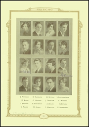 Page 17, 1928 Edition, Santa Rosa High School - Echo Yearbook (Santa Rosa, CA) online yearbook collection