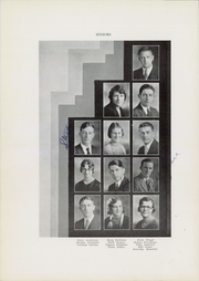 Page 16, 1931 Edition, Santa Rosa High School - Echo Yearbook (Santa Rosa, CA) online yearbook collection