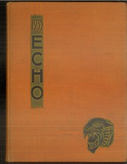 1935 Edition, Santa Rosa High School - Echo Yearbook (Santa Rosa, CA)