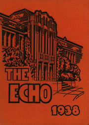 1938 Edition, Santa Rosa High School - Echo Yearbook (Santa Rosa, CA)