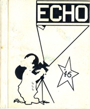 1946 Edition, Santa Rosa High School - Echo Yearbook (Santa Rosa, CA)