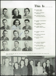 Page 14, 1948 Edition, Santa Rosa High School - Echo Yearbook (Santa Rosa, CA) online yearbook collection