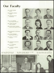 Page 15, 1948 Edition, Santa Rosa High School - Echo Yearbook (Santa Rosa, CA) online yearbook collection
