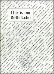 Page 6, 1948 Edition, Santa Rosa High School - Echo Yearbook (Santa Rosa, CA) online yearbook collection