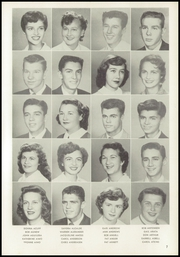 Page 11, 1955 Edition, Santa Rosa High School - Echo Yearbook (Santa Rosa, CA) online yearbook collection