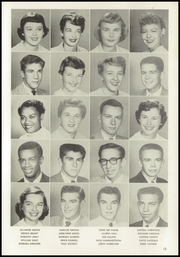 Page 17, 1955 Edition, Santa Rosa High School - Echo Yearbook (Santa Rosa, CA) online yearbook collection
