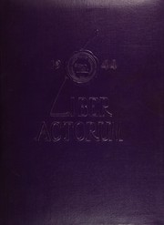 1944 Edition, Boston Latin School - Liber Actorum Yearbook (Boston, MA)