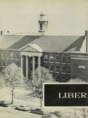 Page 4, 1958 Edition, Boston Latin School - Liber Actorum Yearbook (Boston, MA) online yearbook collection