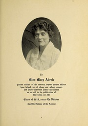 Page 15, 1919 Edition, Mansfield High School - Manhigan Yearbook (Mansfield, OH) online yearbook collection