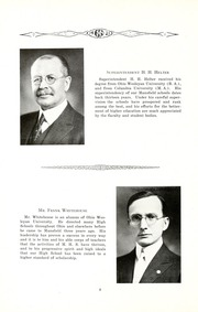 Page 16, 1921 Edition, Mansfield High School - Manhigan Yearbook (Mansfield, OH) online yearbook collection