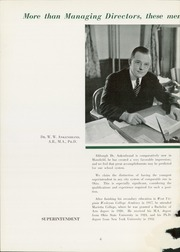 Page 10, 1934 Edition, Mansfield High School - Manhigan Yearbook (Mansfield, OH) online yearbook collection