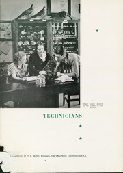 Page 13, 1934 Edition, Mansfield High School - Manhigan Yearbook (Mansfield, OH) online yearbook collection