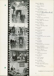 Page 16, 1934 Edition, Mansfield High School - Manhigan Yearbook (Mansfield, OH) online yearbook collection