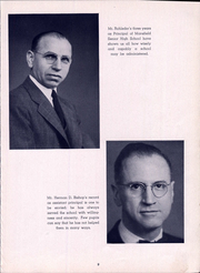 Page 13, 1944 Edition, Mansfield High School - Manhigan Yearbook (Mansfield, OH) online yearbook collection