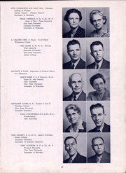 Page 17, 1944 Edition, Mansfield High School - Manhigan Yearbook (Mansfield, OH) online yearbook collection