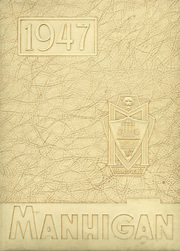 Page 1, 1947 Edition, Mansfield High School - Manhigan Yearbook (Mansfield, OH) online yearbook collection